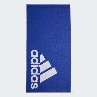 adidas håndklæde, stort Team Royal Blue FJ4772