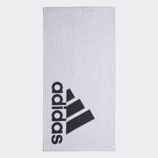 adidas Towel Small White / Black DH2862