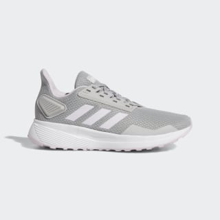 Scarpe Duramo 9 Grey Two / Aero Pink / Cloud White G27629