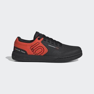 Five Ten Freerider Pro Mountain Bike Shoes Core Black / Active Orange / Grey Two BC0647