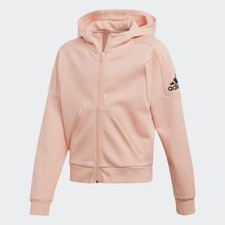 Hoodie Glow Pink / White ED4676