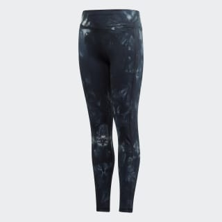 Leggings Believe This Parley Black / Print / Non-Dyed EJ8694
