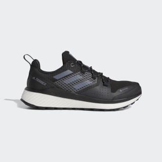 Terrex Folgian Hiker GORE-TEX Hiking Shoes Core Black / Grey Four / Grey One EF0378