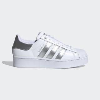 Superstar Bold Schoenen Cloud White / Silver Metallic / Silver Metallic FX4274