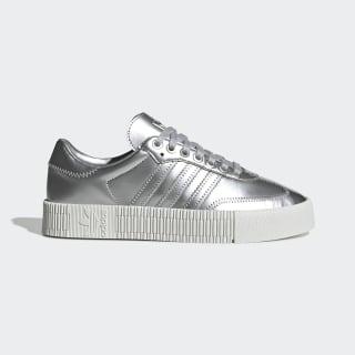 SAMBAROSE Shoes Silver Metallic / Silver Metallic / Crystal White FV4325