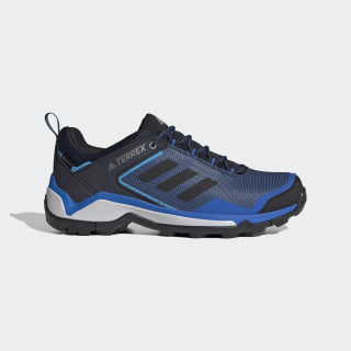 TERREX Eastrail GORE-TEX Wanderschuh Glory Blue / Core Black / Shock Cyan EG6204