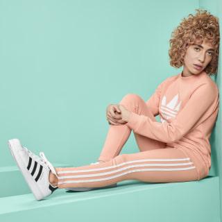 Legging3-Stripes Dust Pink DV2617