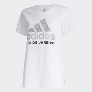 Camiseta Cidade RIO DE JANEIRO White GG1977