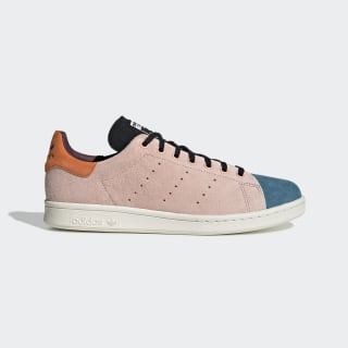 Stan Smith Recon Shoes Vapour Pink / Tactile Steel / Lush Blue EF4974