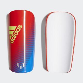Футбольные щитки Lesto Messi 10 bold blue / active red / silver met. DN8601