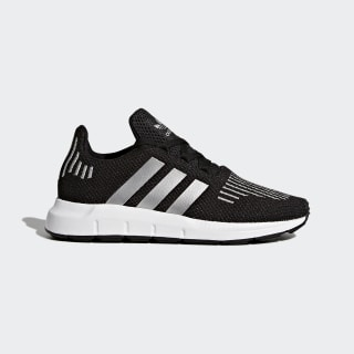 Swift Run Shoes Core Black / Silver Metallic / Cloud White CQ2661