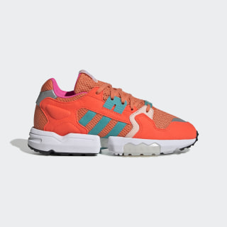 ZX Torsion Schoenen Semi Coral / Hi-Res Aqua / Solar Red EE4842