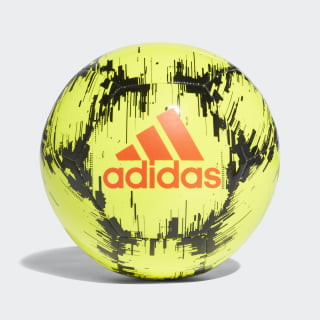 adidas Glider 2 Ball Solar Yellow / Black / Solar Red CW4164