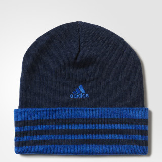 Шапка ESS 3S WOOLIE blue / collegiate navy / blue AY4899