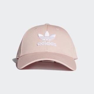 Cappellino Trefoil Baseball Pink Spirit / White EK2994