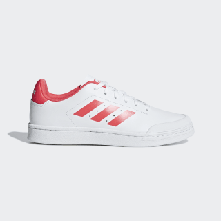 Кроссовки для тенниса Court 70s ftwr white / shock red / ftwr white F34621