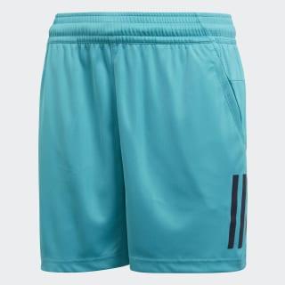Shorts 3 Franjas Club HI-RES AQUA DH2774