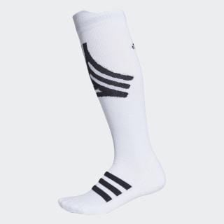 Alphaskin Graph Cushioned Socken White / Black DT7911