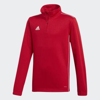 Camiseta entrenamiento Core 18 Power Red / White CV4141