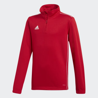 Core 18 Training Top Power Red / White CV4141