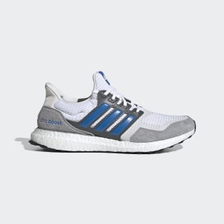 Ultraboost S&L Shoes Beige / True Blue / Grey Two EF0723