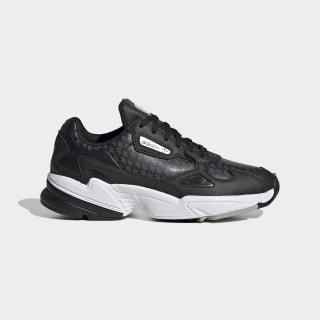 Falcon Shoes Core Black / Cloud White / Silver Metallic FV9033