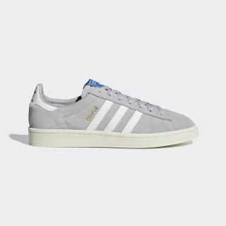 Campus Shoes Grey / Running White / Cream White B37846