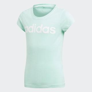 Camiseta Yg Linear Tee CLEAR MINT/WHITE DJ1334