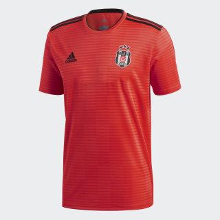 Beşiktaş JK Deplasman Forması Hi-Res Red / Black CG0690