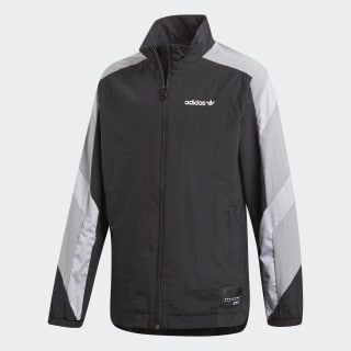 EQT Wind Jacke Black / White / Grey Three DH1407