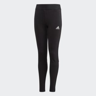 Must Haves 3-Stripes Tights Black / White FL1800