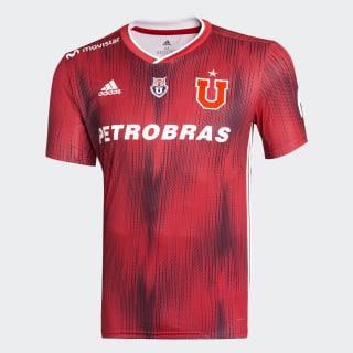 Camiseta de Visitante Universidad de Chile Red CL4180