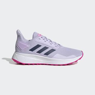 Duramo 9 Shoes Purple Tint / Tech Indigo / Shock Pink EG2532