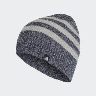 Шапка-бини 3-Stripes collegiate navy / grey two f17 / white BR9929
