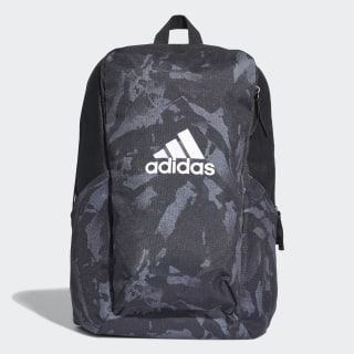 Parkhood Graphic Backpack Black / Black / White DQ1082
