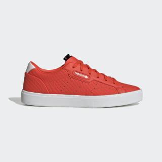 Tenis adidas Sleek Active Orange / Crystal White / Orchid Tint EE7222