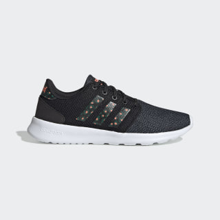 QT Racer Shoes Core Black / Core Black / Signal Coral EH1178