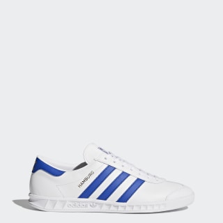 Tenis Hamburg FTWR WHITE/BOLD BLUE/GOLD MET. BY9758