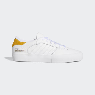 Matchbreak Super Schuh Cloud White / Yellow / Cloud White EG2727
