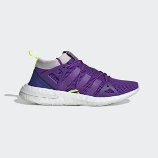 Arkyn Shoes Active Purple / Active Purple / Hi-Res Yellow BD7680