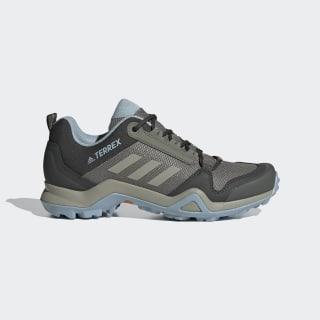 Terrex AX3 Hiking Shoes Legacy Green / Feather Grey / Ash Grey EG2885
