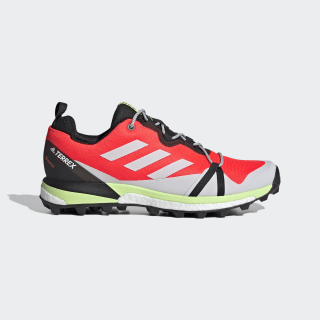 Terrex Skychaser LT GTX Shoes Solar Red / Dash Grey / Signal Green EH2426