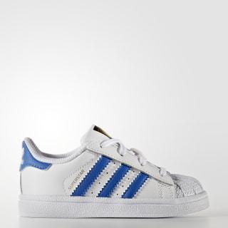 Tenis Superstar FTWR WHITE/BLUE/FTWR WHITE BB7079