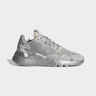 NITE JOGGER W Grey Two / Grey Two / Silver Metallic FW5466