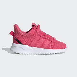 U_Path Run Schuh Real Pink / Real Pink / Cloud White EF5909