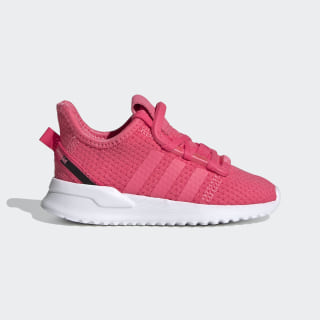 U_Path Run sko Real Pink / Real Pink / Cloud White EF5909