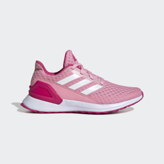 RapidaRun Shoes Light Pink / Cloud White / Real Magenta EF9245