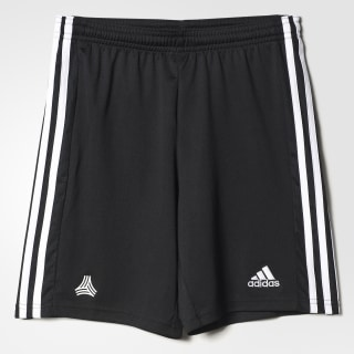 Tango Cage 3-Stripes Shorts Black AZ9738