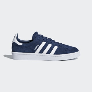 Campus Shoes Mineral Blue / Ftwr White / Ftwr White DB1019
