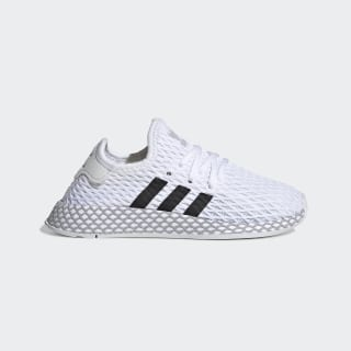 Deerupt Runner Shoes Cloud White / Core Black / Grey Two F34297